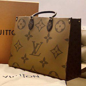 LV OnTheGo GM Tote Nerverfull Handbag Shoulder Bag